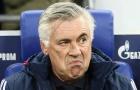 Ancelotti hứa sẽ biến Napoli thành nhà vô địch trong 20 ngày