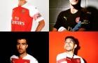 Với 4 chữ ký mới, Arsenal sẽ sử dụng đội hình ra sao?