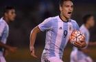 Tiền đạo từng đối đầu U23 Việt Nam gia nhập Inter Milan
