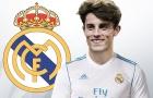CHÍNH THỨC: Real Madrid chiêu mộ thành công Alvaro Odriozola