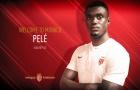Monaco ký hợp đồng với Pele