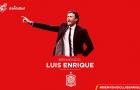 CHÍNH THỨC: Luis Enrique trở thành HLV trưởng Tây Ban Nha