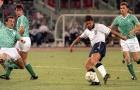 Gareth Southgate tiết lộ lí do tuyển Anh thua cuộc ở World Cup 1990