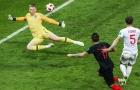 Roy Keane và Ian Wright cãi vã sau thất bại của tuyển Anh