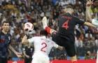 Tại sao trọng tài không thổi phạt khi Perisic gỡ hòa cho Croatia?
