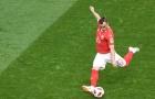 Xherdan Shaqiri sẽ chơi ở đâu trong đội hình của Liverpool?