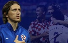 Luka Modric: Từ loạn lạc chiến tranh đến trận chung kết thế giới đầu tiên của người Croatia