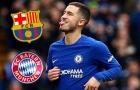 NÓNG: Hazard chính thức lên tiếng về sự quan tâm của Barca