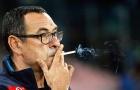'Sarri không có gì trong tay ngoại trừ điếu thuốc'