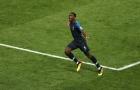 Sút tung lưới Croatia, Paul Pogba đi vào lịch sử Man Utd