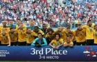 Thống kê: Bỉ là đội tuyển đi ngược xu hướng chung ở World Cup 2018