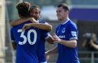 Thủ môn bỏ cuộc vì đội nhà thua... 22-0 trước Everton