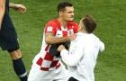 6 khoảnh khắc bạn có thể đã bỏ lỡ trong Chung kết Pháp - Croatia