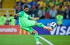 AS Roma nhắm 'truyền nhân của Buffon' thay thế Alisson