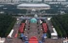 Choáng ngợp với cách làm 'fan zone' của Nga trong trận Chung kết