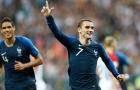 Điệu nhảy ăn mừng bàn thắng của Griezmann bị chỉ trích