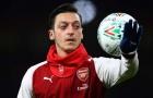 HLV Emery xác nhận Ozil sẽ chơi trọn vẹn ở tour du đấu đến Singapore