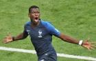 Paul Pogba bị coi là 'nỗi xấu hổ, vô kỷ luật' trước khi ghi bàn cho Pháp