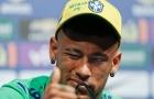 Brazil thất bại, Neymar chuyển sang yêu bóng rổ?