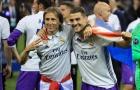 Man City 'đầu hàng' thương vụ sao 80 triệu bảng của Real Madrid