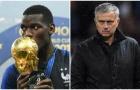 Pogba vô địch World Cup là thất bại lớn nhất của Mourinho