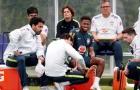 Vụ Fred chấn thương: Bác sĩ Brazil 'lật mặt' Tite