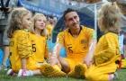 World Cup 2018: Bố ơi đừng khóc!
