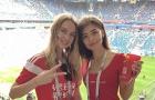 World Cup của con gái: 'Bùa yêu' của những kẻ say tình