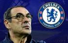 3 thách thức lớn Sarri phải đương đầu tại Chelsea