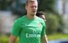 Bernd Leno ra mắt Arsenal trong trận thắng 'hủy diệt' trước Crawley