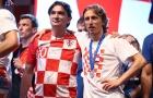 ĐT Croatia quyên góp tiền thưởng cho trẻ em