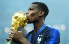 NÓNG: Mourinho gửi thông điệp cực ý nghĩa tới Paul Pogba