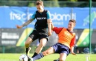 TÀN NHẪN! Mở màn chuyến du đấu, Lazio hủy diệt đối thủ 20 bàn