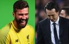 Vì sao Alisson đến Liverpool có thể là thảm họa với Arsenal?