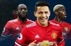 5 cầu thủ hưởng lương cao nhất Man Utd: Pogba 'ngửi khói' Sanchez