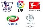 Khi nào 5 giải vô địch hàng đầu Châu Âu sẽ khởi tranh?