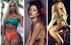 6 kiều nữ ngực khủng nào từng say Benzema như điếu đổ?