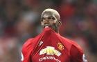 Pogba không bận tâm đến chiếc băng đội trưởng của Man Utd