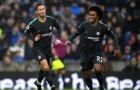 Tin xấu cho Real - Hazard, tin tốt cho Barca và Willian