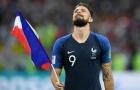 HÀI HƯỚC: Giroud thực hiện lời hứa cạo đầu sau World Cup