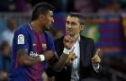 HLV Valverde không hạnh phúc khi Paulinho rời đi