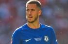 Phóng viên Bỉ mang tin vui cho Real Madrid trong vụ Hazard