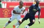 TRỰC TIẾP Man United 0-0 San Jose Earthquakes: Điểm nhấn hậu vệ (Hết H1)