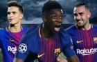 10 cầu thủ có thể rời Barca trong kỳ chuyển nhượng hè năm nay
