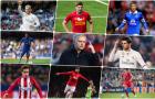Các mục tiêu... hụt của Mourinho có thể xếp thành một đội hình hoàn hảo