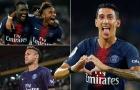 PSG đoạt Siêu cúp Pháp trong ngày người cũ M.U lập cú đúp hủy diệt AS Monaco