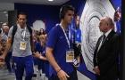 Dàn sao Chelsea và Man City căng thẳng trước giờ đại chiến