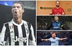 4 cái tên thách thức Ronaldo cho cuộc đua Capocannoniere