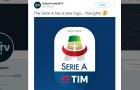 Serie A đổi Logo, chờ đợi kỷ nguyên mới