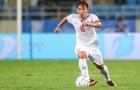 Sao HAGL trở lại U23 Việt Nam để thay thế Thành Chung